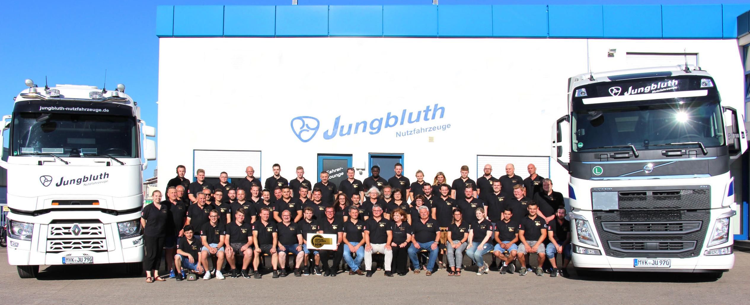 Team Jungbluth Nutzfahrzeuge